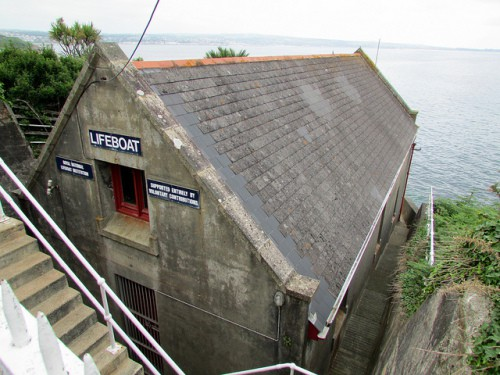 The OLd Penlee Lifeboat House