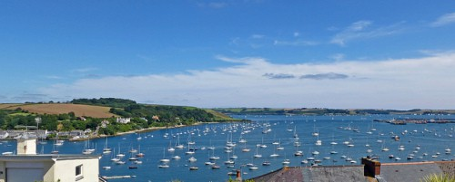 Falmouth Harbour Video