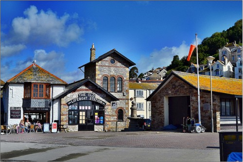 Looe Lifeboat Station