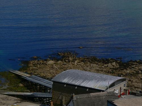 Sennen Cove Lifeboat Station Eve Phizacklea